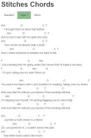 Dead Flowers Tabs - the 25 best stitches song ideas on pinterest stiches shawn