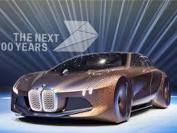 bmw reveals vision next 100 concept car business insider