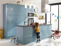 meuble cuisine bleu meuble cuisine delinia best indogate photos cuisine blanche grise