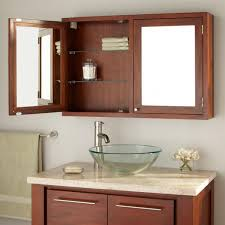 bathroom modern corner bathroom makeup vanity with large framed