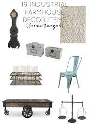 farmhouse decor target 19 industrial farmhouse decor items i want from target