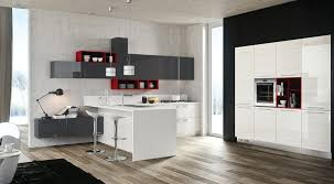 fancy white spring granite of kitchen table design idea with