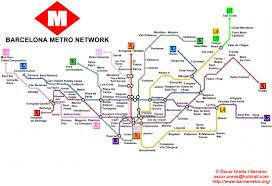 Nyc Metro Map Pdf by Metro Map Of Barcelona 2017 The Best 25 Best Underground Map