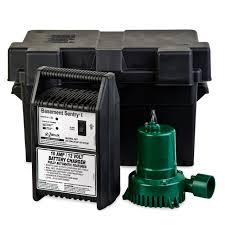 water powered backup sump pump zoeller zoeller 507 0005 model 507 basement sentry i backup pump