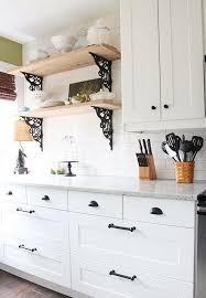Black Hardware For Kitchen Cabinets Best 25 Handles For Kitchen Cabinets Ideas On Pinterest Cabinet