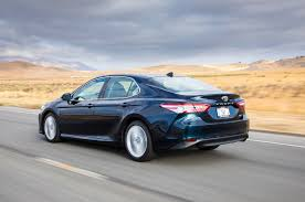 toyota camry stretch 2018 toyota camry test review big improvement but is it