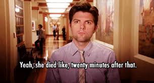 Parks And Rec Meme - the best of ben wyatt gifs and quotes