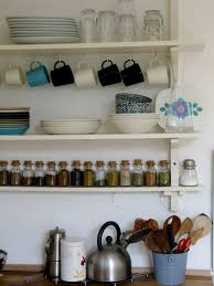 kitchen wall shelving ideas kitchen design magnificent diy floating shelves solid wood