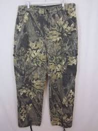 men u0027s wrangler rugged wear fleece lined camo pants jeans size 40