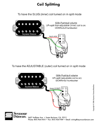 wiring diagram g l mfd split coil pickups talkbass com within