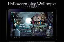 halloween scene wallpaper halloween live wallpaper hd android apps on google play