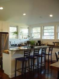 Kitchen Bar Counter Designs Kitchen Organization 10 Smart Ways To Install Your Microwave