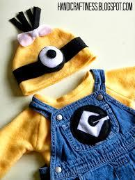 baby minion costume the pretty studio easy baby minion costume