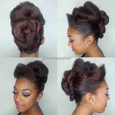 of the hairstyles images protective style ideas for natural hair popsugar beauty