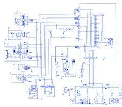fiat x1 9 1981 tail stop electrical circuit wiring diagram