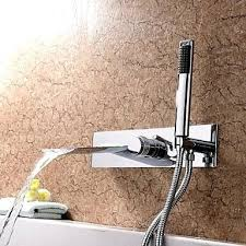 Roman Tub Faucet Canada Wall Mounted Tub Filler U2013 Seoandcompany Co