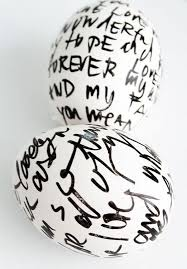 Decorating Easter Eggs With Sharpie Pens by 57 Best Modern Easter Egg Ideas Images On Pinterest Easter Eggs