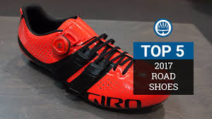 bike footwear top 5 hottest road cycling shoes 2017 youtube