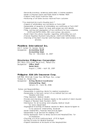 Financial Advisor Resume Examples by Christy Resume