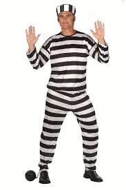 convict halloween costumes men u0027s prisoner of love convict costume