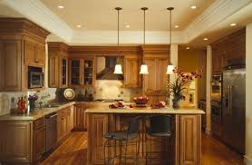 amazing of interesting traditional kitchen lighting and c 2239