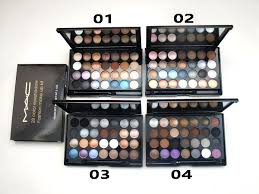 mac 28 color eyeshadow palette makeup eye shadow palettes and kits