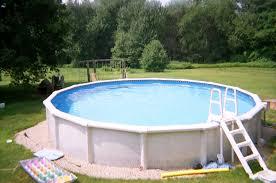 pool backyard ideas with above ground pools powder room garage