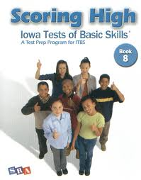 test prep workbooks for itbs terranova stanford test
