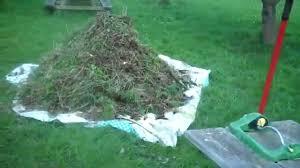 big pile of weeds jay build remodel dude gardening youtube