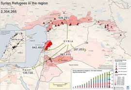 Where Is Syria On The Map by 40 Maps That Explain The Middle East