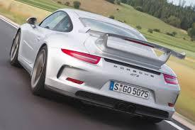 porsche gt3 gray 2016 porsche 911 gt3 pricing for sale edmunds