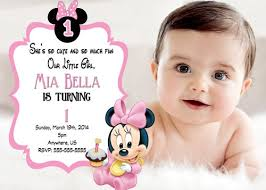 free minnie mouse invitations templates alesi info