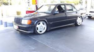 mercedes 190e 3 2 amg decent looking mercedes 190e 2 3 16v german cars for sale