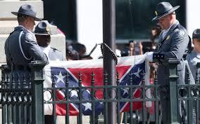 Confederate Flag Black And White Confederate Flag Comes Down Al Jazeera America