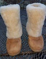 s yeti boots ugg australia suede mukluks yeti boots for ebay