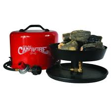 propane fire pit canada camco olympian camp fire 58031 the home depot