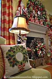 Whimsical Christmas Decorations Ideas Kristen U0027s Creations Whimsical Christmas Mantel 2013