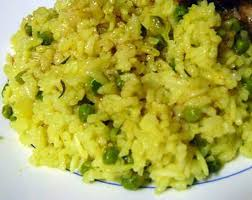 cuisiner des petits pois recette de zembrocal petits pois riz jaune de la réunion