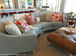 round sectional couch awesome inspiring round sectional sofa with large curved