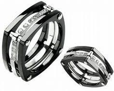 a few men wedding band titanium wedding band mens wedding ring by cloud9sterlingsilver