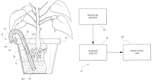 patent us6198398 soil moisture monitoring device google patents