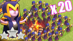 clash of clans dragon wallpaper clash of clans lvl 3 all witch attack over powered or