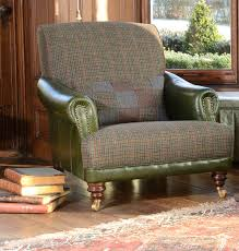 Tweed Armchair Tetrad Fine Upholstery Made In Lancashire Lpc Furniture