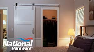 How To Install Barn Door Hardware Easy Diy Project Interior Sliding Door Kit Installation