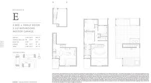 one bay miami floor plans