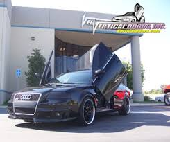 audi kits a6 audi a6 vertical doors at andy s auto sport