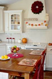 Fall Kitchen Decor - 20 easy craft and decor ideas for fall exquisitely unremarkable