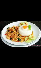 membuat nasi goreng cur telur 15 best thai food original recipes by thai chef images on pinterest
