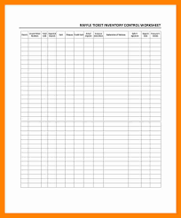 Raffle Sheet Template 9 Raffle Template Sheet Resume Sections
