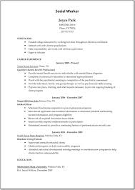 Case Worker Resume Sample Resume Qualified Childcare Worker